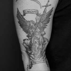 Louis Vo Tattoo Artist In West Bloomfield Mi Chroma Tattoo